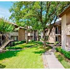 Rental info for Far North Dallas 2/2$970 w/Business center/Fence in the Bent Tree West area