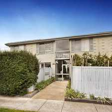 Rental info for Terrific 1 Bedroom Apartment - Complete with Courtyard! in the Melbourne area