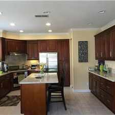 Rental info for Beautiful Home FOR RENT in Sabre Springs in the San Diego area