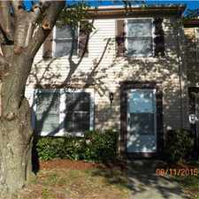 Rental info for 3 bedroom 1.5 bath renovated town house