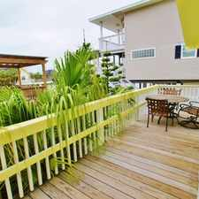 Rental info for $2500 3 bedroom House in Gulf Coast Galveston
