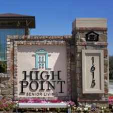 Rental info for Highpoint Senior Living in the Dallas area
