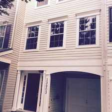 Rental info for 2BR TOWNHOUSE WITH GARAGE, UPDATED KITCHEN, CLOSE TO 495, RETAIL