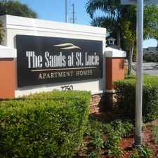 Rental info for The Sands at St. Lucie