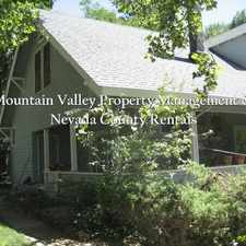 Rental info for Cute Two Story home Near Downtown Nevada City