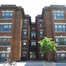 Rental info for 723 BLOOR STREET WEST in the Dovercourt-Wallace Emerson-Juncti area
