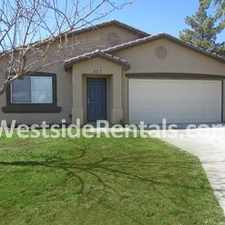 Rental info for Lovely 4 Bedroom Home in the Banning area