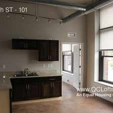 Rental info for 402 E 4th ST in the Davenport area