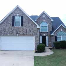 Rental info for VIDEO TOUR! Amazing 4 bedroom home in McDonough, Fenced Back Yard