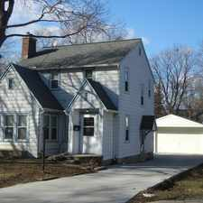 Rental info for 2926 Mckinley Street in the Madison area