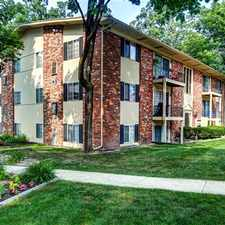 Rental info for Pointe O'Woods Apartments