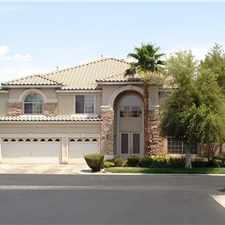 Rental info for Gated Executive Home For Lease in the Paradise area