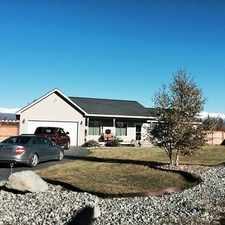 Rental info for Beautiful well maintained home with mountain views