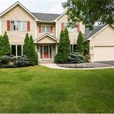 Rental info for Fabulous Lake-Side 4BR/2.5BA SFH in Eagan!