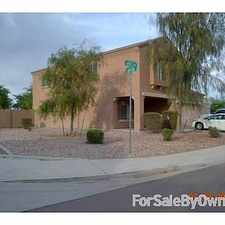 Rental info for Single Family Home Home in Buckeye for Rent-To-Own