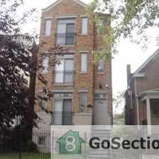 Rental info for Luxurious Condo!!! 3bed voucher holders welcome!!! Call Tameka (773)217-3963 in the Woodlawn area