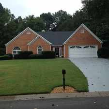 Rental info for Move in Ready - Open Ranch Floor Plan with Large Private Back Yard