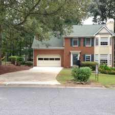 Rental info for NEW LISTING - Charming, Traditional Home in Kennessaw!