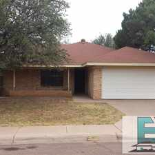Rental info for 4613 Bowie Drive