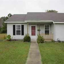 Rental info for 721 Pinewood Drive in the 28543 area