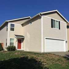 Rental info for Spacious Yelm 2-Story