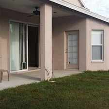 Rental info for Upscale 4/2.5/2 Single Family Home In Desirable Wesley Chapel Community