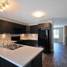 Rental info for 111 St. John Street N