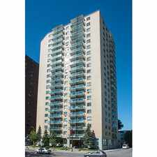 Rental info for The Saguenay Apartments in the Montréal area