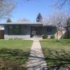 Rental info for 3 Bed/2 Bath Home - Central Location