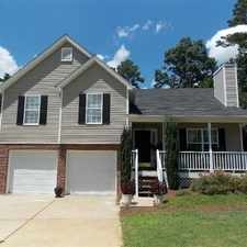 Rental info for 43 Stiles Court , Cartersville