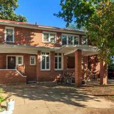 Rental info for 425 W Wilson St