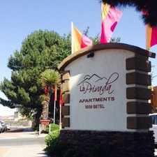 Rental info for La Privada