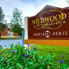 Rental info for Wildwood Estates Apartment Homes in the Anchorage area
