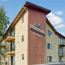 Rental info for Deer Park Apartment Homes in the Anchorage area