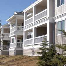 Rental info for The Highlands Luxury Residences in the Anchorage area