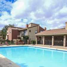 Rental info for Las Colinas Apartment Homes in the Midland area