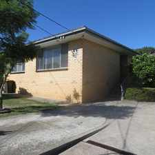 Rental info for TRULY IMMACULATE PROPERTY YOU WILL LOVE IT!!