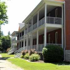 Rental info for Randolph Arms