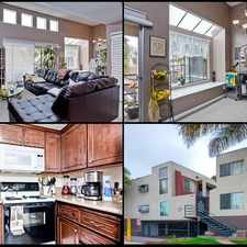 Rental info for 832 13th Street #G in the San Diego area