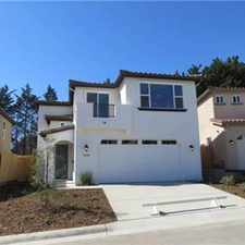 Rental info for Brand New Home in Pismo Beach Furnished