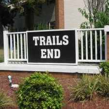 Rental info for Trails End Apartments