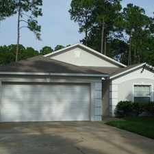 Rental info for 4BR/2BA home in Palm Coast