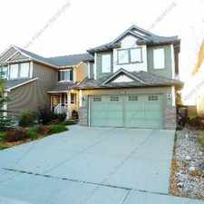 Rental info for *** HALF MONTH FREE - 2-STOREY HOME W/ DBL ATTACHED GARAGE IN RUTHERFORD *** in the Downtown area