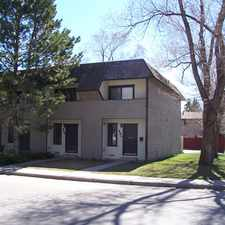 Rental info for Westside Townhouse with Great Space