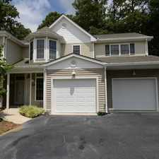 Rental info for Large Creekwood Town Home