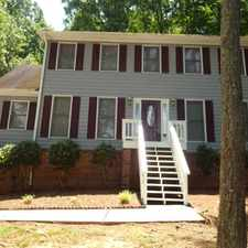 Rental info for 300 Benjamin Circle Fayetteville, GA 30214