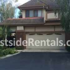 Rental info for GORGEOUS TOWNHOUSE IN WESTLAKE VILLAGE FOR LEASE!