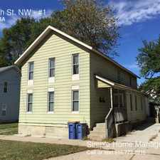 Rental info for 411 7th St. NW in the Grand Rapids area