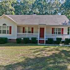Rental info for Ranch Style Single Family Home with 3 Bedrooms, 2 Baths and Private Yard