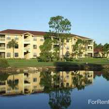 Rental info for Belvedere at Quail Run